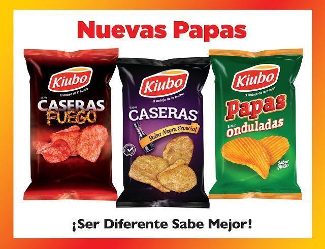 ¡Tiembla Sabritas! Nuevas papas Kiubo originarias de Tlaxcala