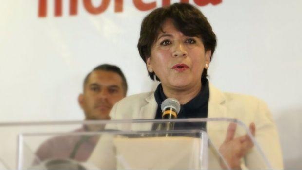 Presenta aspirante de Morena al Edomex estrategia y equipo de campaña