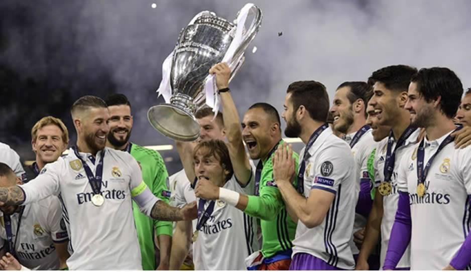 Estos son los 3 chilenos que jugarán la Champions League