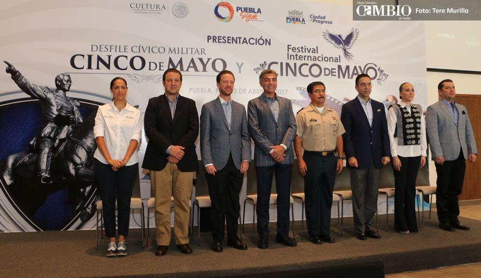 Puebla se convertirá el Centro Cívico y Cultural en Mayo