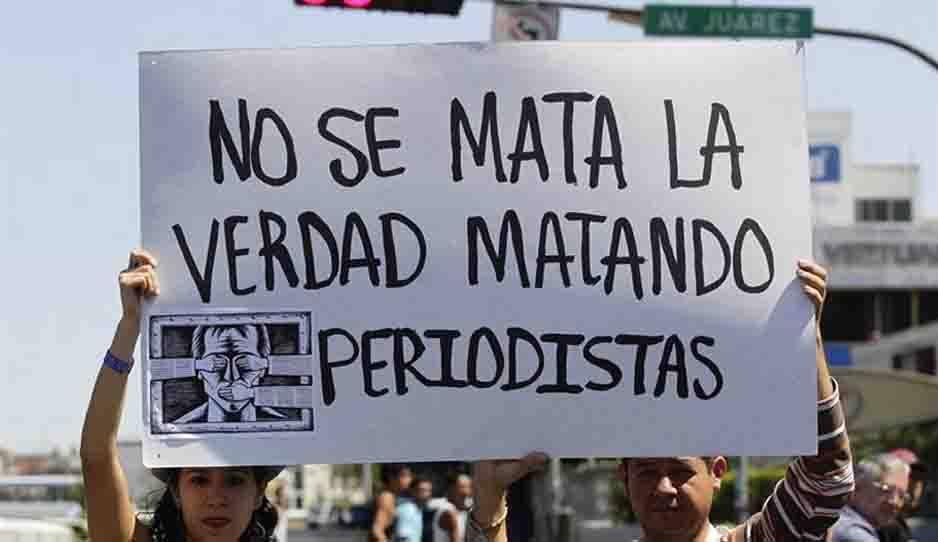 Medios mexicanos se unen para frenar los ataques contra periodistas