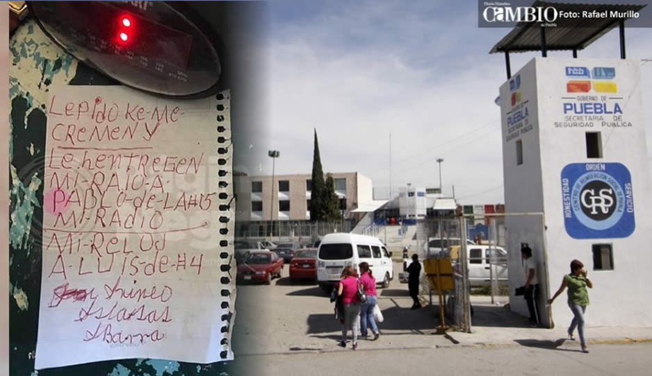Feminicida se suicida al interior de su celda en San Miguel