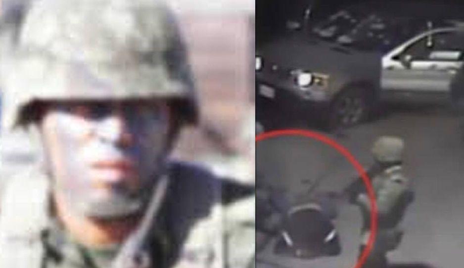Confirma justicia federal ejecución extrajudicial por militar en Palmarito