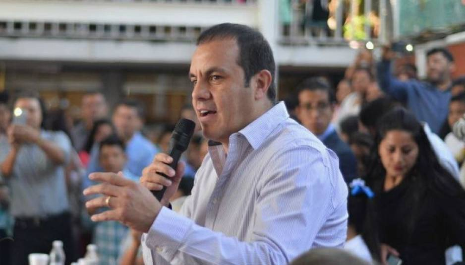 Ordenan arresto de Cuauhtémoc Blanco por desacato