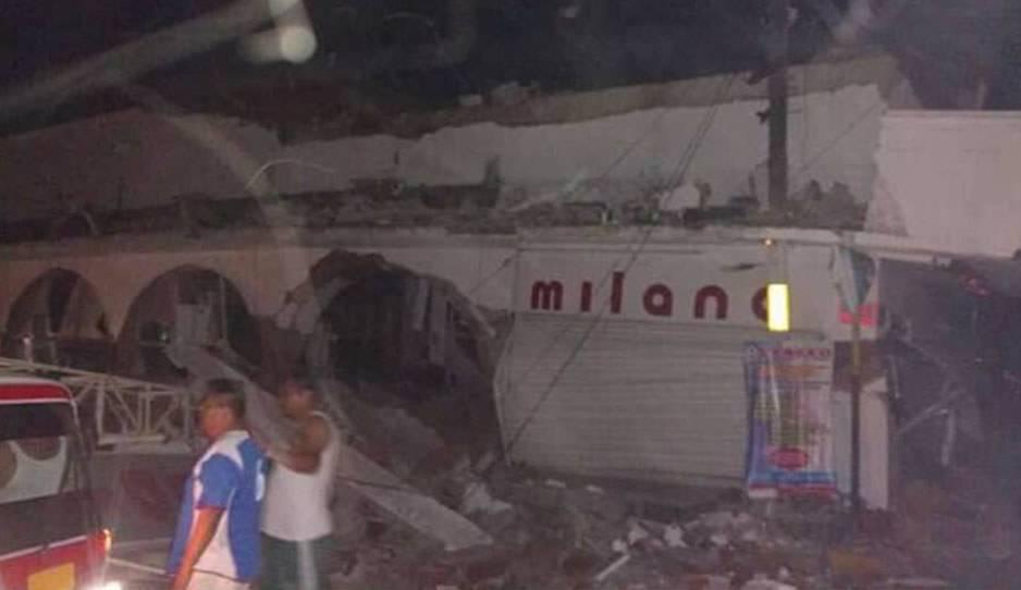 No hay argentinos entre las víctimas fatales — Terremoto en México