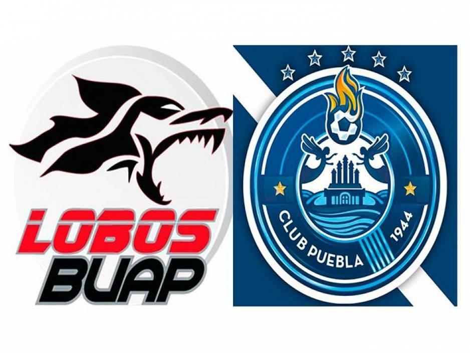 Suspenden partido amistoso entre Lobos BUAP y América