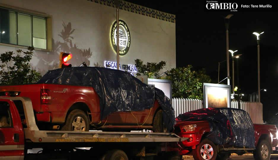 Mueren 5 en enfrentamiento entre marinos y huachicoleros en Puebla