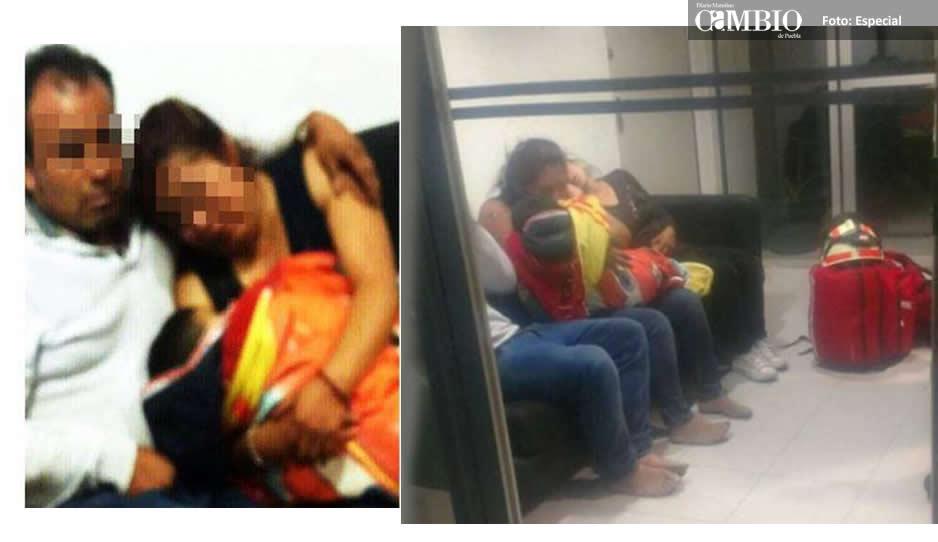 Detienen a uno de los agresores de familia en Puebla