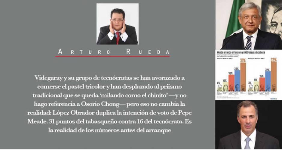 Meade busca coalición con Encuentro Social para Elecciones de 2018