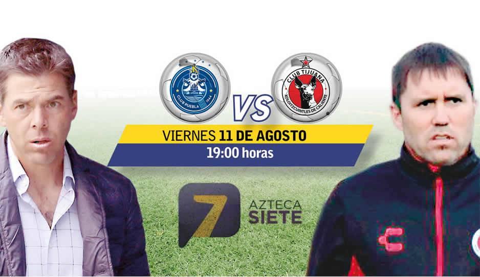En un aburrido partido, Puebla y Xolos empatan 1-1