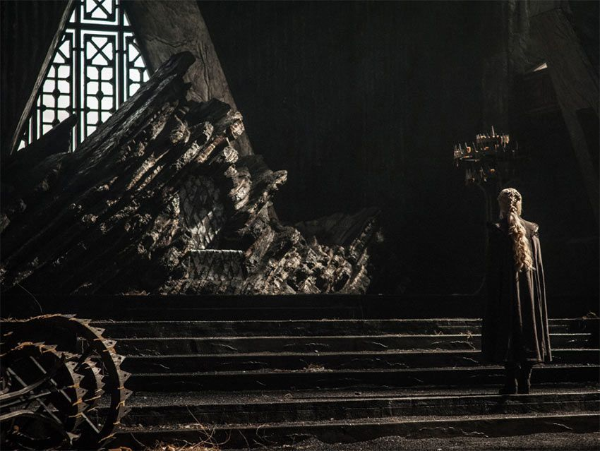 Game of Thrones impone récord de audiencia