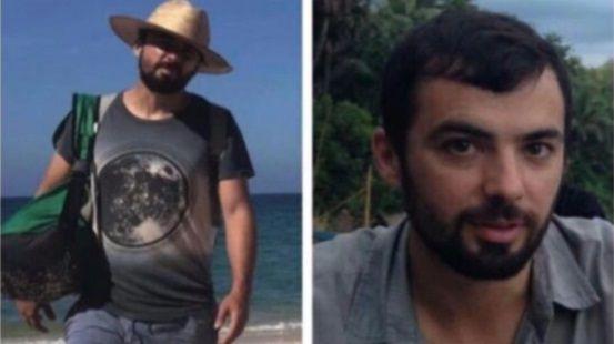 Buscan a Andrés Rozada Diego en Cabo Pulmo