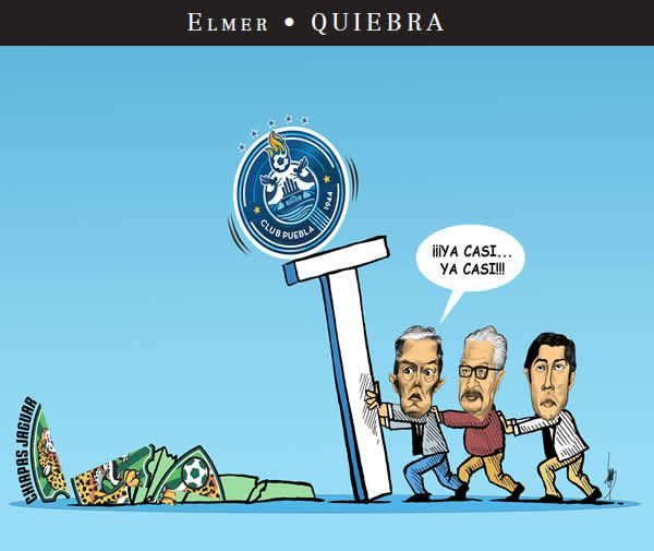 Monero Elmer : Quiebra