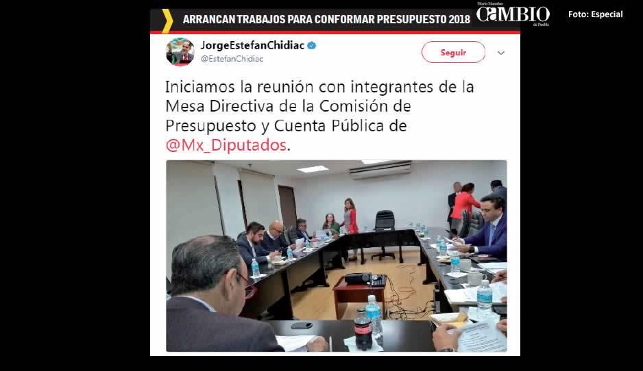 Reconstrucción de México será atendida en PEF 2018