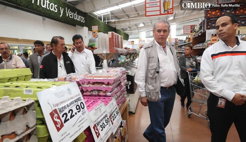 Profeco arranca recorridos para evitar abusos en precios