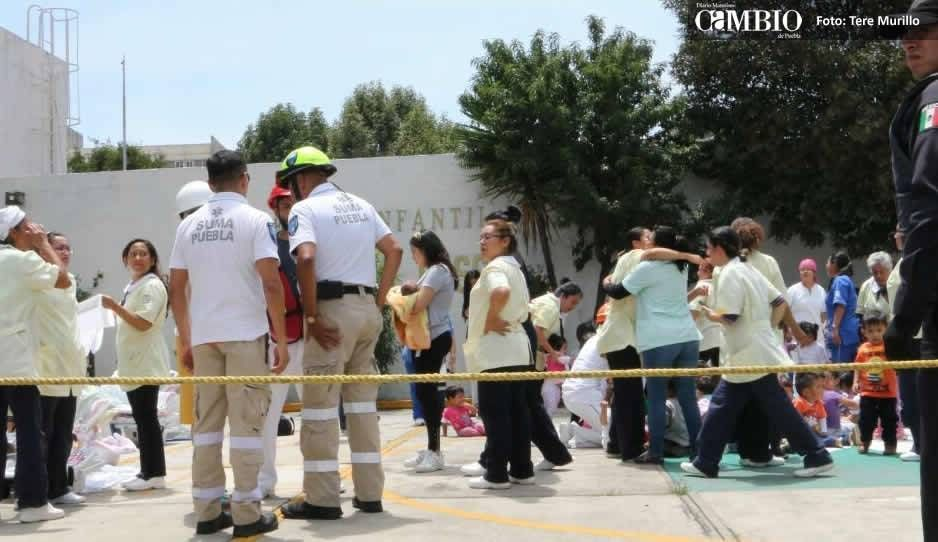 Refuerza IMSS presencia médica en el Istmo después del temblor