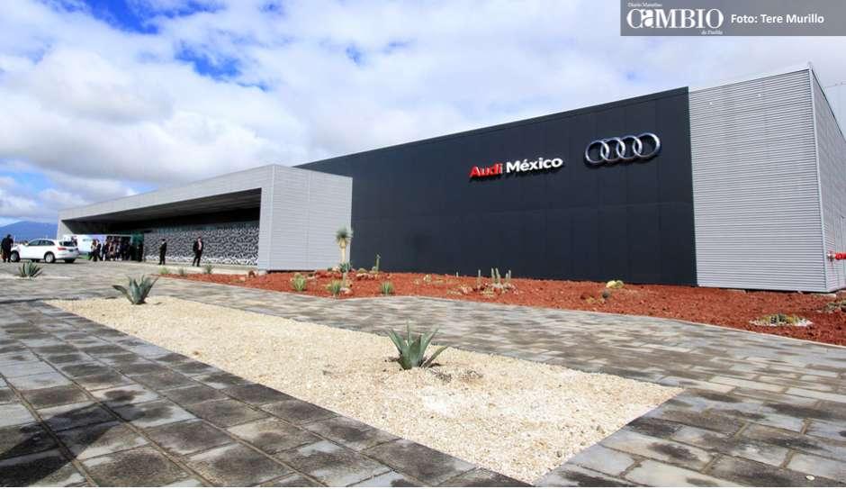 Audi acabó con el suministro de agua de cinco municipios, acusan pobladores