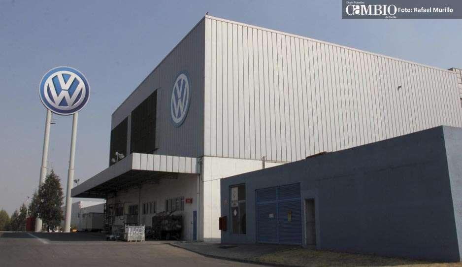 Matan a trabajador dentro de planta de Volkswagen Puebla