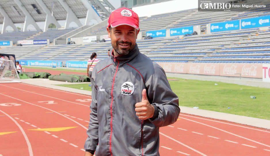Lobos BUAP: Jorge Ibarra quiere la titularidad en la Liga MX