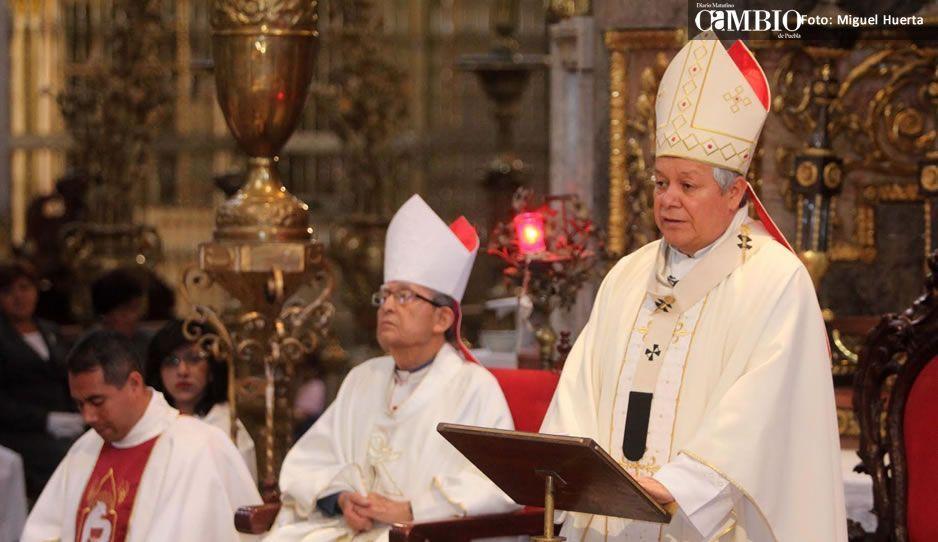 La violencia se desborda en Puebla: arzobispo