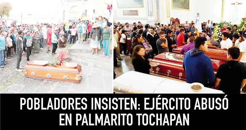 Difunden video de militares que ejecutan a presunto huachicolero en Puebla