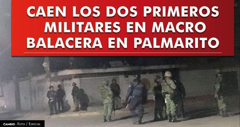 10 muertos, incluidos militares, en ataque al Ejército en México