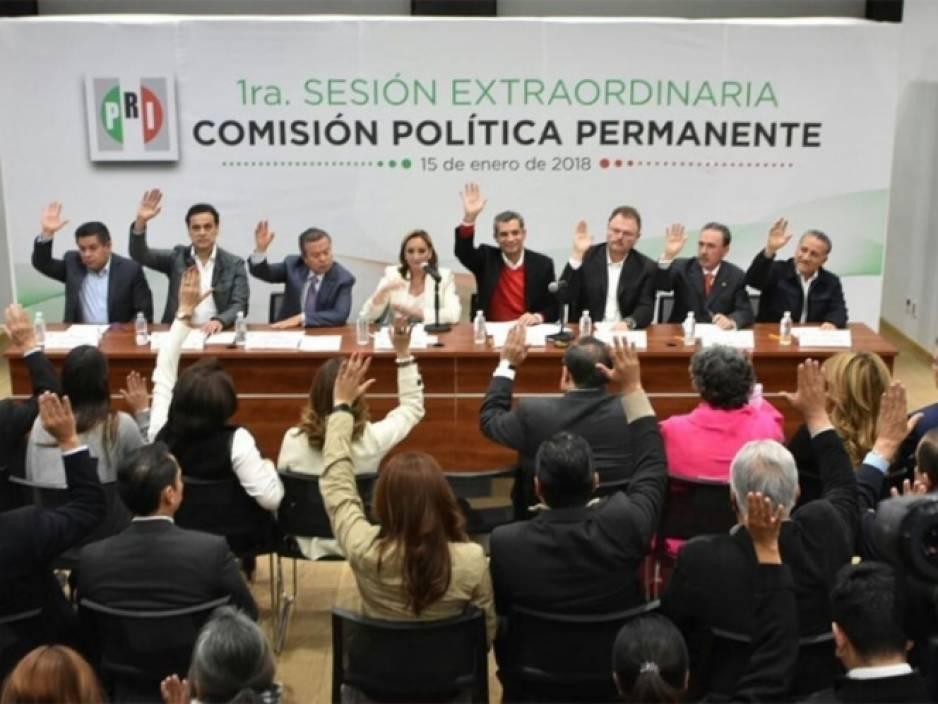 Todos por México, nuevo nombre de la coalición PRI-PVEM-Panal