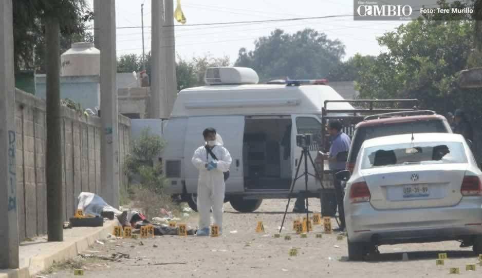 Balacera entre huachicoleros en Tlaltenango deja cuatro muertos