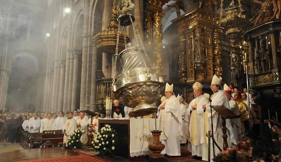 Detienen a dos monaguillos por meterle marihuana al incienso catedral