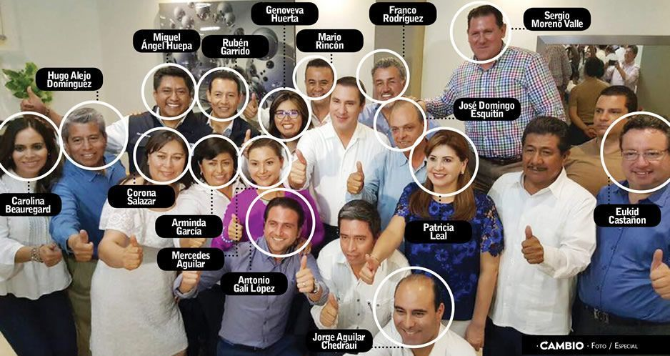 Rafael Moreno Valle: Las alianzas son una ruta ganadora