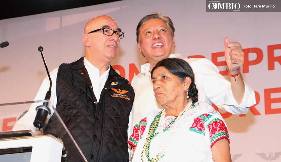 Primero el proyecto y después candidaturas en alianza ciudadana:Dante Delgado