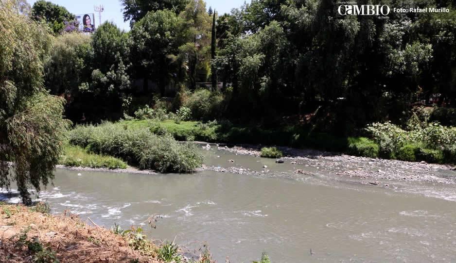Detectan 217 descargas tóxicas en el Río Atoyac