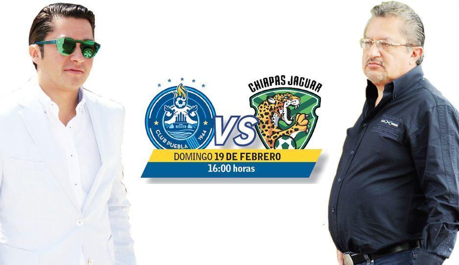 Duelo Puebla-Jaguares de los Chargoy será fratricida