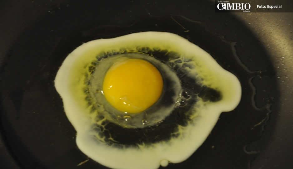 En Puebla no se vende huevo podrido gringo, asegura Profeco