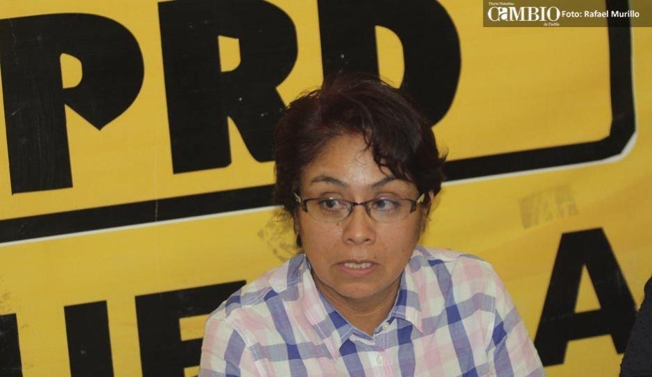 Senador Barbosa renunciará al PRD a 23 años de militancia