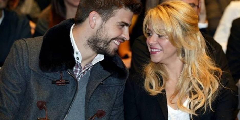 Shakira expresa su apoyo a Piqué de manera muy singular