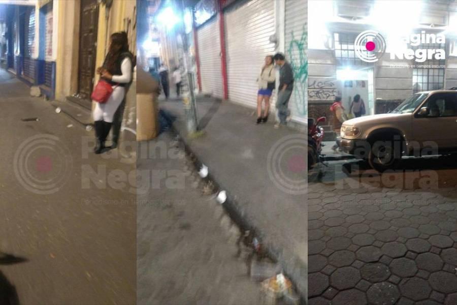 prostitutas La Puebla