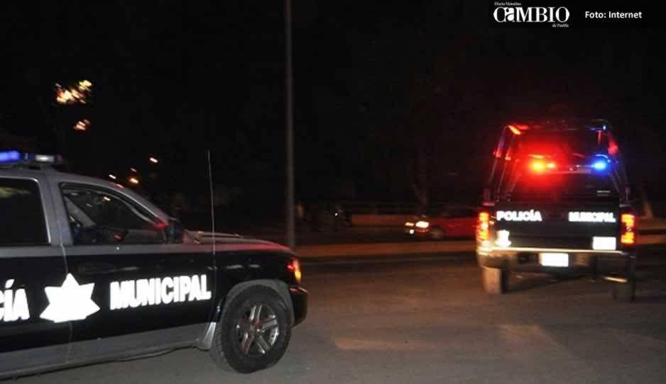 Con más de 100 disparos, acribillan a dos policías de Tecaltzingo