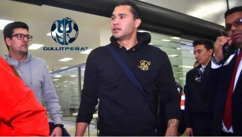 ¿Cuánto ganará Gullit Peña en Cruz Azul?
