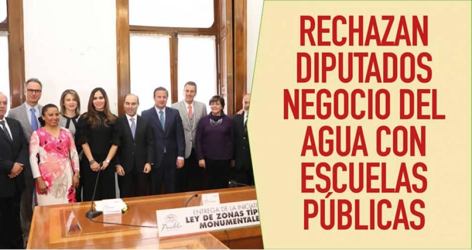 Irregular el cobro de Agua de Puebla: Iván Galindo