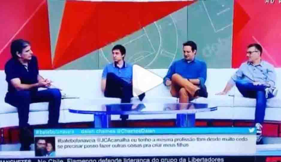 Broma sexual sonroja a conductor de la ESPN (VIDEO)