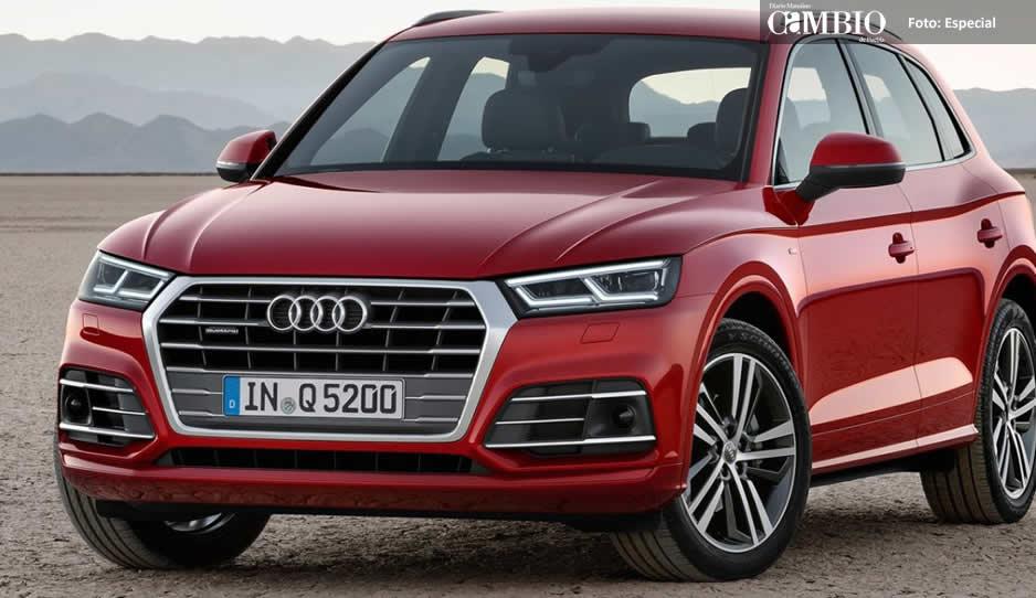 Fallas en la Audi Q5 de 2011 al 2017 en México