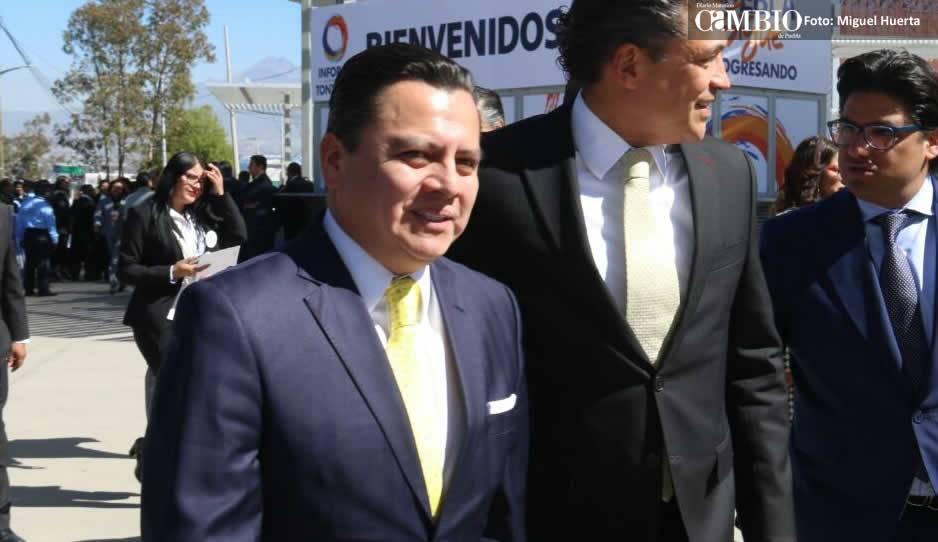 Ricardo Anaya: con Martha Erika hay buena relación; le tengo afecto