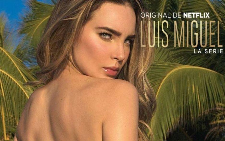Belinda participará en la segunda temporada de Luis Miguel