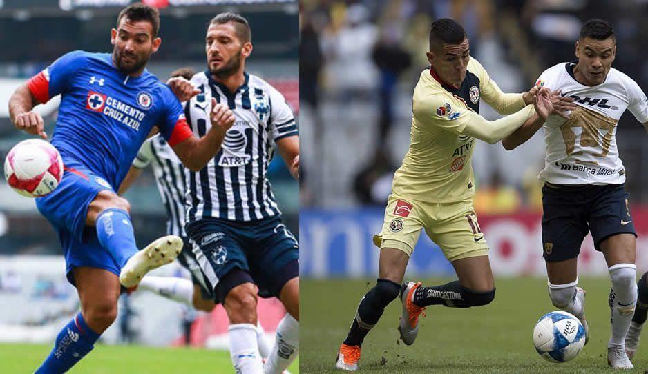 ¡Confirmado! Se definen los horarios de las semifinales del Apertura 2018