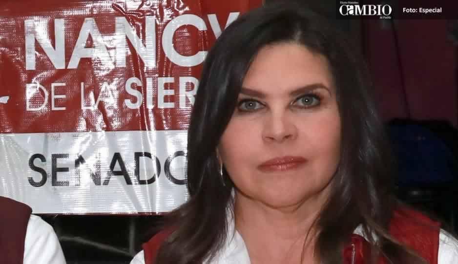 Norma Layon sigue sin fijar postura sobre la entrega-recepción y la militarización de Texmelucan