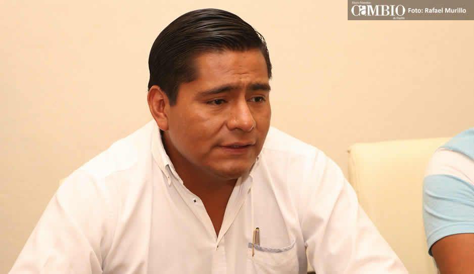No permitiremos imposiciones ni que fuereños decidan por Ocoyucan: Marco Juárez