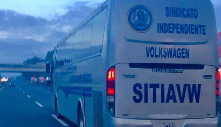 Negociaciones entre Sitiavw y VW se trasladan a la Secretaría de Trabajo y Previsión Social