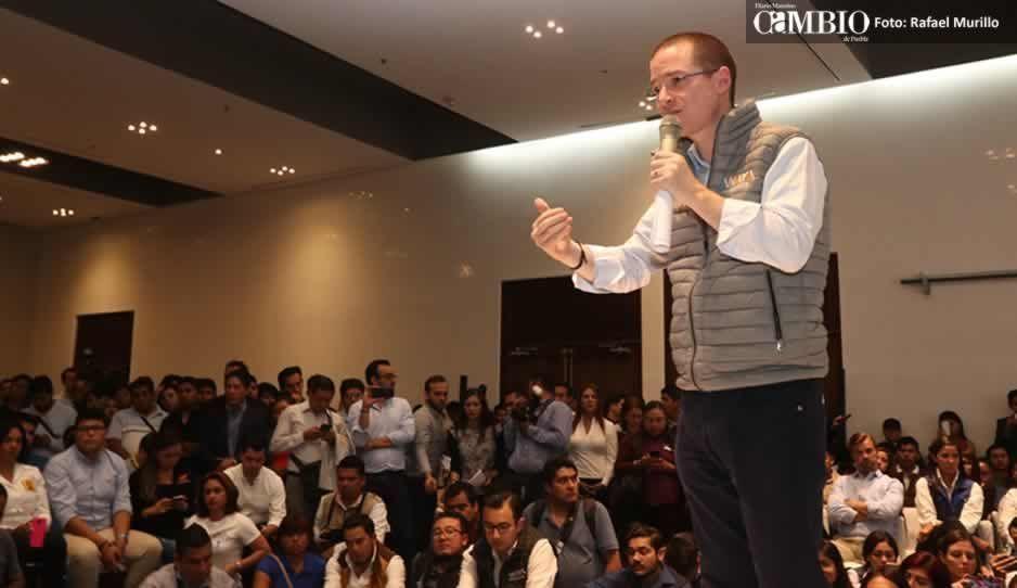 Anaya visitará San Martín Texmelucan el miércoles