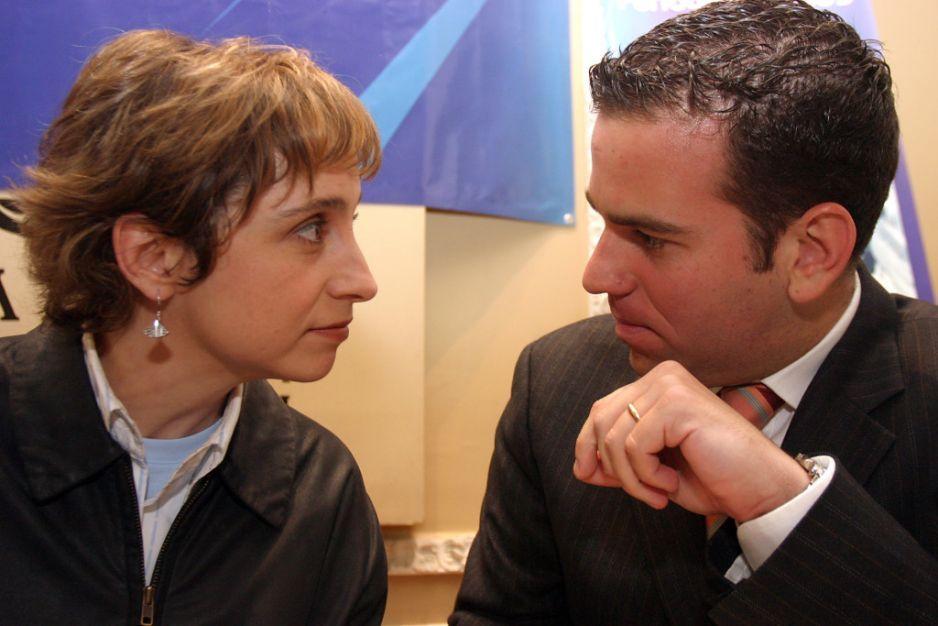 Aristegui la verdadera culpable de que Carlos Loret de Mola terminara su programa